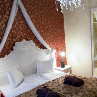 Grand Rose SPA Hotelli pakett Kuninglik puhkus roosiaias