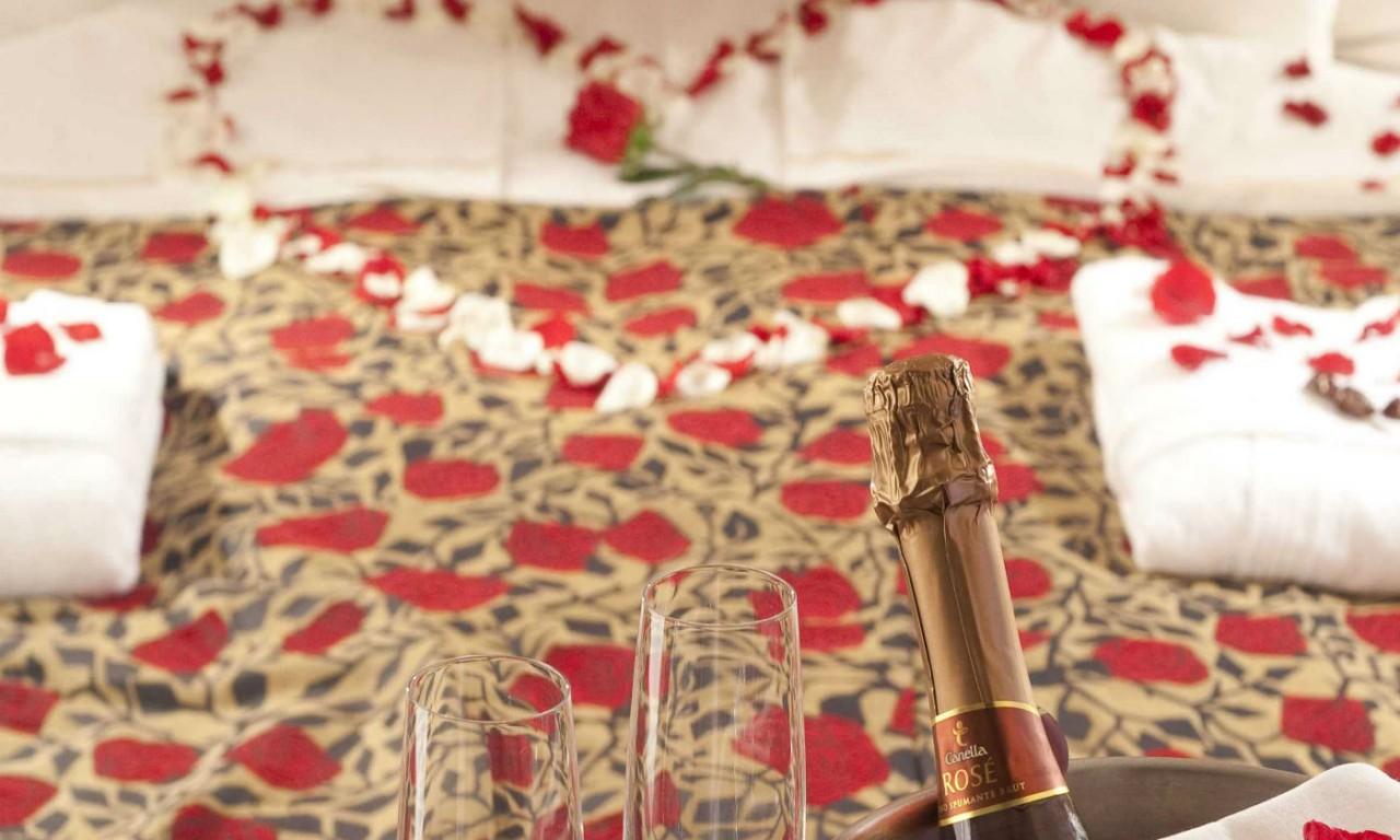 Grand Rose SPA Hotelli romantikapakett Meie Hetked