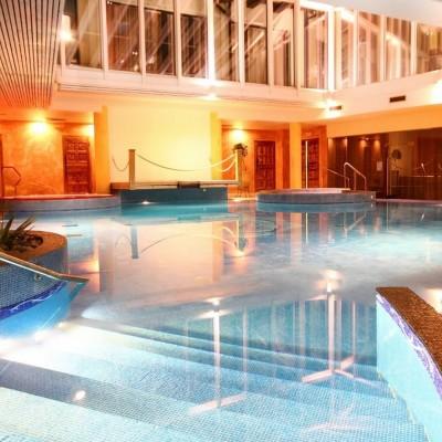 Saunakeskus ja spaa Saaremaal I Grand Rose SPA Hotell